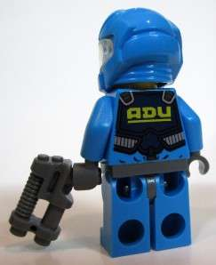 LEGO Alien Conquest Space Police Man MINI FIGURE