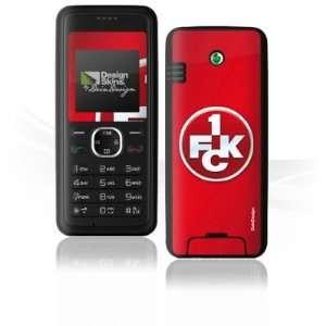 Design Skins for Sony Ericsson J132   1. FCK Logo Design