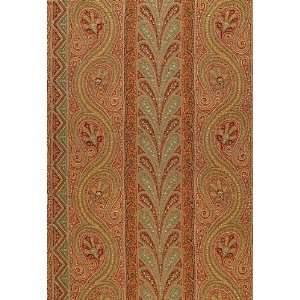 Chatelaine Paisley Tuscan by F Schumacher Fabric Arts