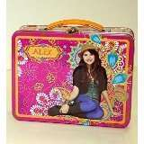 Selena Gomez Tin Lunch Box, Centerpiece, Sandwich Bag