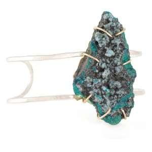 MELISSA JOY MANNING  Favosite Druzy Cuff Jewelry