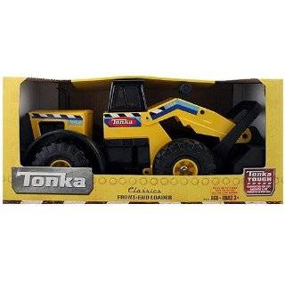 Tonka Classics Front End Loader [Tonka Tough Steel Construction] by