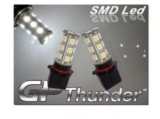 P13W LED Driving DRL Fog Light Bulbs Chevy Camaro RS SS