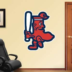 MLB Red Sox Throwback Logo Vinyl Wall Graphic Decal