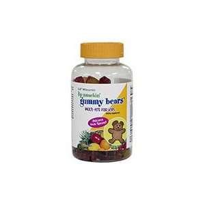 Lil Wizards Lip Smackin Gummy Bears Multi Vite for Kids