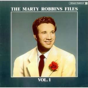 The Marty Robbins File   Vol.1: Marty Robbins: Music