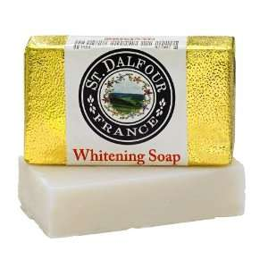 St Dalfour Gold Foil Glutathione Whitening Soap Beauty