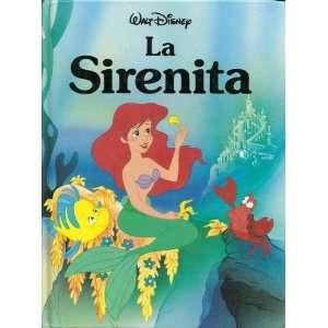 LA Sirenita (e Little Mermaid) (9780453030175) Walt