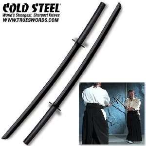Cold Steel Highest Quality Bokken Set   Dueling Katana Swords