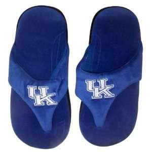 Kentucky Wildcats Comfy Feet NCAA Comfy Flop Slippers