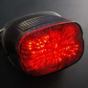 High Quality Custom LED Tail Light For 1999 2007 Harley Sportster Road