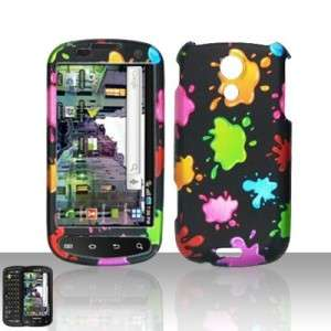 Colorful Paint Hard Case Cover Samsung Epic 4G Galaxy S