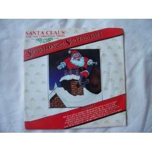 SANTA CLAUS & CHRISTMAS TREES Singalong a Santa Again Santa Claus