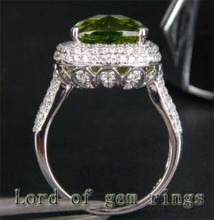 .77CT DIAMOND Solid 14K WHITE GOLD Engagement Wedding RING 7