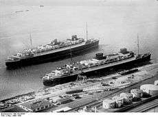 MARKLIN GERMAN TIN SHIP 1900S NORDDEUTSCHER LLOYD BRENEN CRUISE OCEAN