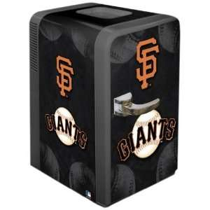 San Francisco Giants Portable Tailgate Fridge