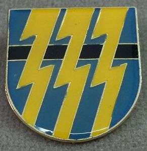 US Army Patch Type Unit Crest 12th Special Forces Group