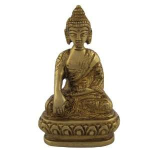 Buddha Sculpture of Hindu Gods Figurines Sculptures: Home & Kitchen