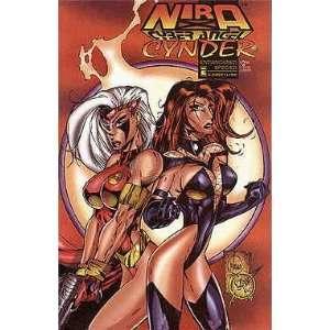Nira X Cynder Endangered Species (1996) #1: Books