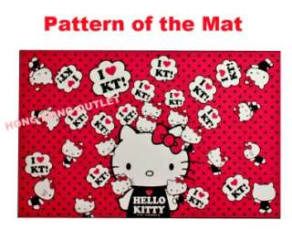 Sanrio Hello Kitty Pinic Leisure Mat Sheet D42c