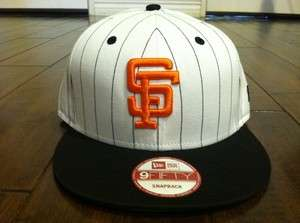 New Era San Francisco Giants Snapback Hat