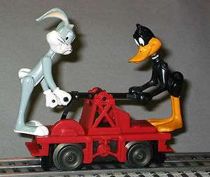Lionel Bugs & Daffy Duck Handcar 6 18416 NIB from 1993 train mth kline