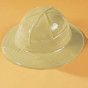 JUNGLE ZOO SAFARI HATS (LOT OF 12) BRAND NEW Safari Zoo Partys