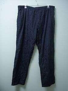SADDLEBRED Mens Navy Blue Sweat Pants 2XL XXL NEW
