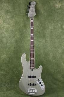 Lakland DJ Darryl Jones Custom Bass Metallic Grey Skyline Series