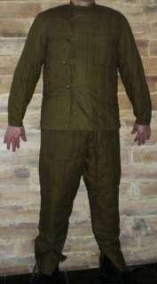 NEW Russian MILITARY WW2 Padded Suit USSR Telogreika