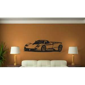 com Race Car Vinyl Wall Art 12 X 36 Decorate Your Man Cave with My