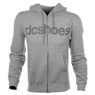 DC Shoe Co MARLEY Mens Full Zip Jacket HOODY LG NEW