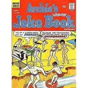 Archies Joke Book (1953 series) #164 Archie Comics