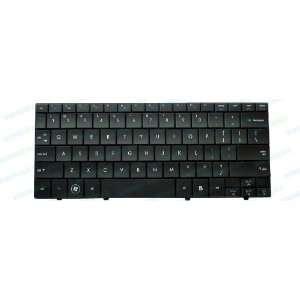 Laptop Notebook Keyboard for HP Compaq Mini 1000 700 black