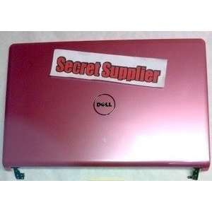 DELL INSPIRON 1764 PINK LCD COVER & HINGES   HDVJ9 (B