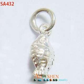 Lot Bulk 925 Sterling Silver Artisan charms Pendant BEADS FIT BRACELET