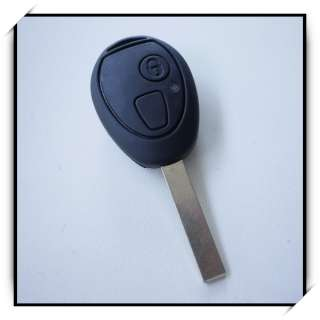 Rover 75 2 Button Keyless Entry Remote Key Fob Case Shell w/ New Blade
