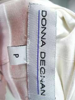 NEW DONNA DEGNAN Spring Shrug Jersey Knit Dress Sz S