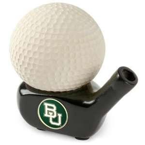 Baylor University Bears BU NCAA Golf Ball Driver Stress