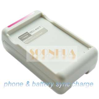 US USB Sync Dock Battery Charger For Dell Streak Mini 5