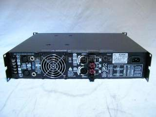 QSC Audio RMX 850 RMX850 2U Professional Power Amplifier Amp