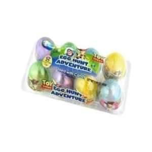 Disney Toy Story Egg Hunt Candy Filled Easter Eggs 8ct