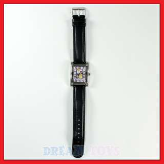 Disney Princesses Pink Square Collectible Wrist Watch