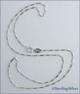 925 Sterling Silver Italian Designer Chain / Necklace   16, 1.8 Grams