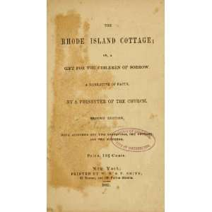 The Rhode Island Cottage; James Cook Richmond Books