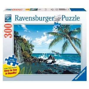 Ravensburger Dolphin Cove   300 Pieces Large Format Puzzle