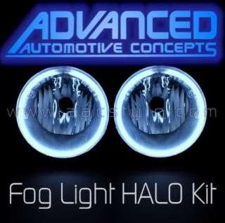 Ford F150 Harley/SXT Fog Lights hid HALOs Demon Eyes 8K