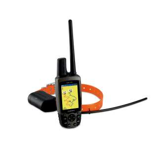 COMBO WITH NEWLY DESIGNED DC 40 TRANSMITTER GPS DOG TRACKING SYSTEM
