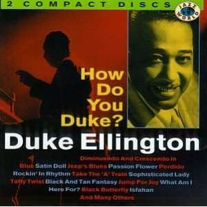 How Do You Duke Duke Ellington Music