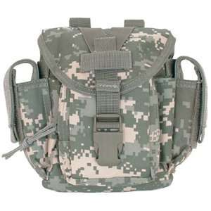 ACU Digital Camouflage Advanced Tactical Dump Pouch: Sports & Outdoors
